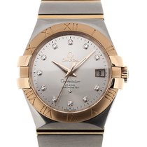 Omega Constellation 35 Automatic Dual Tone