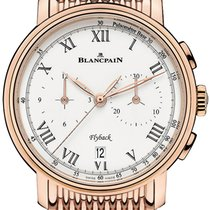 Blancpain Villeret Flyback Chronograph Pulsometer 43.60mm...