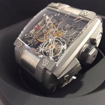 Rebellion 540 Magnum Grand Tourbillon
