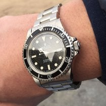 Rolex SUBMARINER 5513 'Spider Dial' with Papers