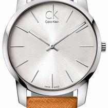 ck Calvin Klein City K2G21138 Herrenarmbanduhr Besonders Flach