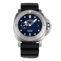 パネライ (Panerai) Luminor Submersible 1950 Regatta 3 Days GMT...