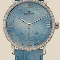 Blancpain Villeret Ultra-Slim Automatic 40mm Small Retrograde...