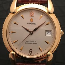 Concord Impresario 18kt Gold Limited Edition Watch