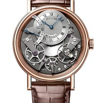 Breguet Brequet Tradition 7097 18K Rose Gold Men's Watch