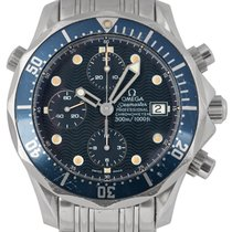 Omega Seamaster Chronograph Blue Dial, Ref: 2225.80.00