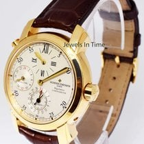 Vacheron Constantin Malte Dual Time Regulator 18k Gold...