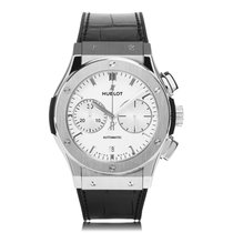 Hublot Classic Fusion Opaline Grey Dial Mens Watch 521.NX.2610.LR