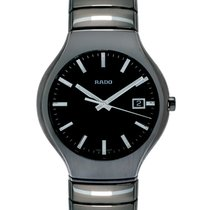Rado True White Ceramic Quartz Men's Watch – R27653052