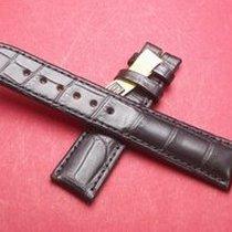 宝杰 (Poljot) Louisiana Krokodil-Leder-Armband Signiert: ...