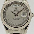 Rolex Day Date II Weißgold Ref. 218239