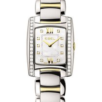 Ebel -50% OFF Brasilia Mini Ref.1215769, Diamantbes. 0,58 ct