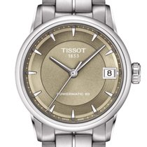 Tissot Luxury Automatic Lady Bronze Dial 33mm T