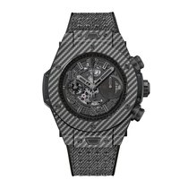 Hublot Big Bang Unico Italia Independent 45mm Automatic Carbon...