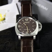 沛納海 (Panerai) PAM00351  LUMINOR 1950  3 DAYS AUTOMATIC TITANIO