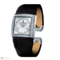 De Grisogono Piccolina 18K White Gold Diamonds Stingray Ladies...