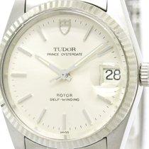 Τούντορ (Tudor) Polished  Prince Oyster Date Steel Automatic...