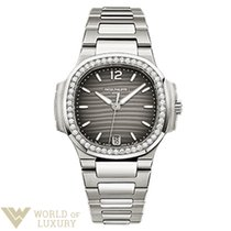 Patek Philippe Nautilus Stainless Steel Ladies Watch with...