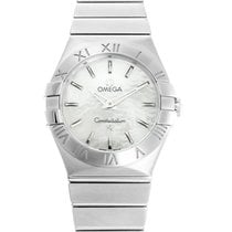 Omega Watch Constellation Small 123.10.27.60.05.001