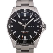 Mido Ocean Star Captain 43 Automatic Day Date