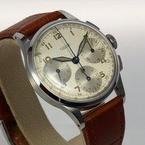 Jaeger-LeCoultre seltener Vintage Chronograph Tri Compax