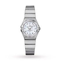 Omega Constellation Ladies Watch 123.10.24.60.55.001