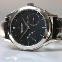 Pequignet Rue Royale black dial full set