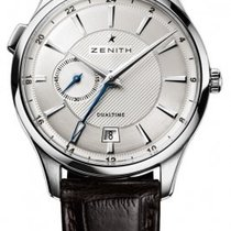 Zenith Elite Captain Dual Time