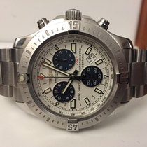 Breitling Colt Chronograph Pilotband Steel 44 mm (2015)