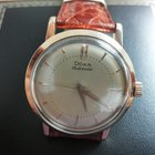 Doxa automatic 18 kt  pink gold rare