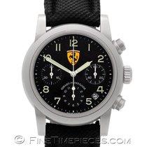 Girard Perregaux Ferrari Chronograph Carbon Zifferblatt 8020