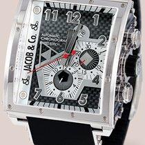 Jacob & Co. Epic I · Square Chronograph Q1