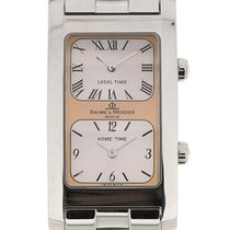 Baume & Mercier Hampton Dual Time