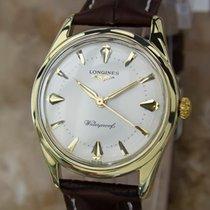 浪琴 (Longines) Swiss Made Men's Gold Capped 1960s Men's...