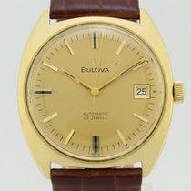 Bulova Vintage Automatic Gold