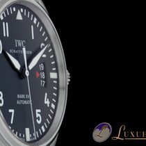 IWC Fliegeruhr Mark XVII Datum Automatik Edelstahl 41mm