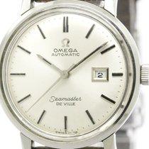 Omega Vintage Omega Seamaster De Ville Steel Hand-winding...