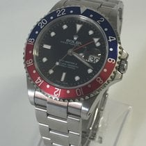 Rolex GMT Master II - Pepsi - SEL - Box & Papers