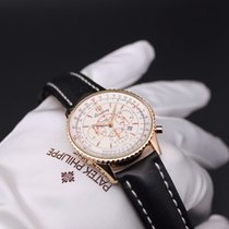 Breitling Navitimer Montbrillant 750 Rose Gold Automatic H41330