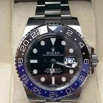 Rolex GMT-Master II BLNR B&P 2016 Like New