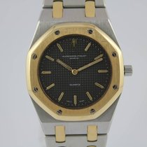 Audemars Piguet Royal Oak Medium 6008 #K2914 Quarz Gold / Stahl