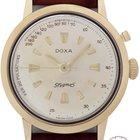 Doxa Mans Wristwatch Sfygmos Chronograph for Doctors