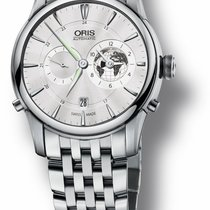 Oris Greenwich Mean Time Limited Edition 01 690 7690 4081-07 8 22