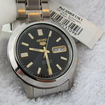 Seiko new steel with piepan style dial