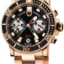 Ulysse Nardin Marine Maxi Marine Diver Chronograph 8006-102-8M.92