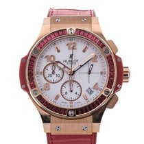 Hublot Big Bang Tutti Frutti 41 Automatic Red Leather