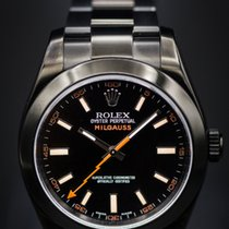 Rolex 40MM Milgauss with PVD