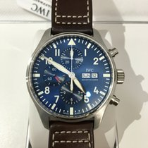 IWC IW377714 Pilot Watch Le Petit Prince Blue Automatic [NEW]