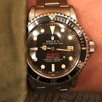 Ρολεξ (Rolex) Sea-Dweller 1665 Double Red Mark II Tropical dial