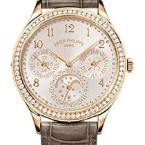 Patek Philippe Ladies Perpetual Calendar 18K Rose Gold 7140R-001